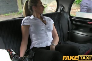 faketaxi wicked police woman in taxi stud payback