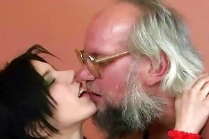 grandpas fuck nubiles compilation