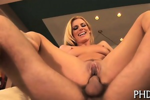 fine rodeo on massive dick