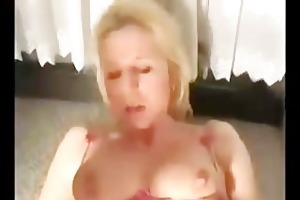 hawt blond wife acquires her tight arse fucked