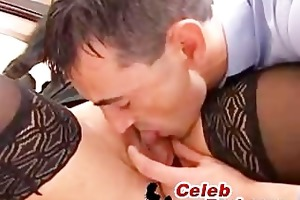 bored housewife punished with ramrod