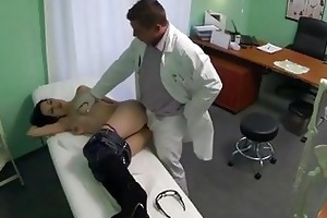 d like to fuck vagina fucked up with fraud doctor