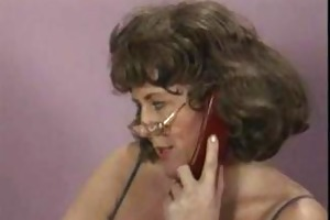 older mother i acquires hirsute cum-hole drilled