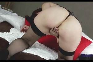 wet bawdy cleft large butt older mother 2