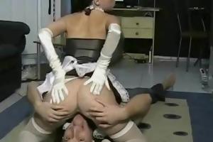 nasty maid receive is gazoo clean up