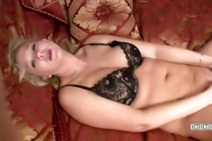 curvy mother i crystal takes three-some pounder