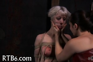 anguish for babe\s nipples