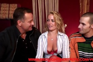 hooker acquires drilled by 2 boyz in amsterdam