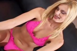 blond mother i is hungry for a rod