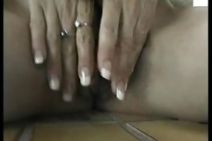 spouse records his older wife fucking one more