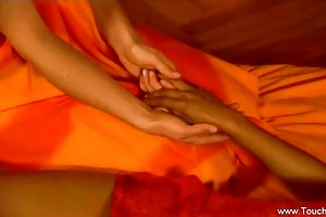 glorious lesbo massage from india