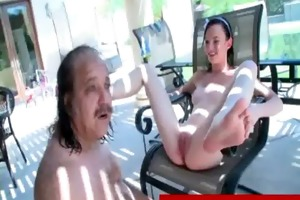 jenny anderson is team-fucked by a older man