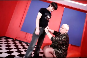 immodest bulky doxy doctor lucia sucks hard part5