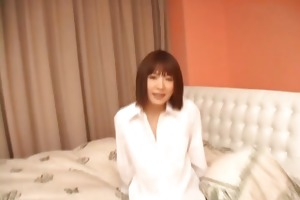 rin hawt oriental model in bikini caresses part6