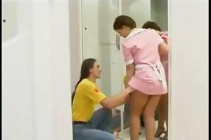 older maid receive screwed by juvenile guy