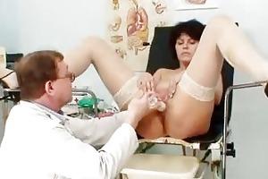 wifey matured lousy speculum vag examination