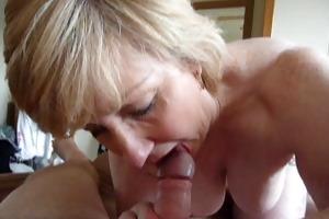 older oral sex and jizz flow