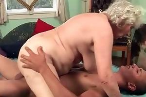 lustful boyz vs nasty grannies