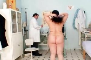 large marangos obese mama rosana gyno doctor