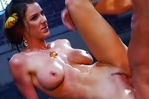 slender black haired d like to fuck pornstar with