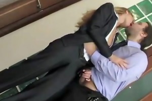office act hot cougar gets screwed by some other