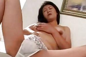 mother i masturbating on the sofa jerking off
