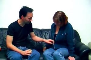 amateur german aged pair having sex