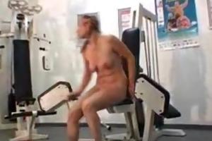 czech fitness voyeur