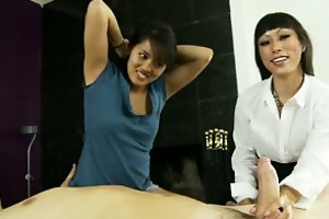 mothers teaching daughters how to engulf jock #16