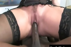 breasty hawt milfs have a fun darksome cockhard